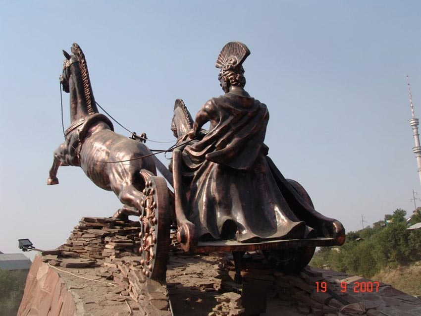 Скульптуры из бетона алма ата